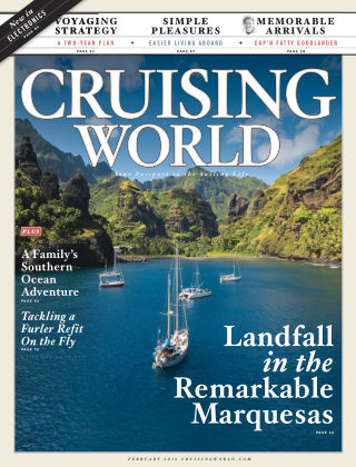 Cruising World Feb 2016
