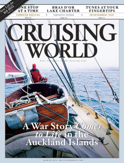 Cruising World February 13, 2016 00:00
