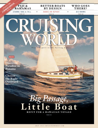Cruising World May 2016