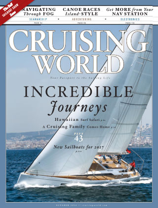 Cruising World Oct 2016