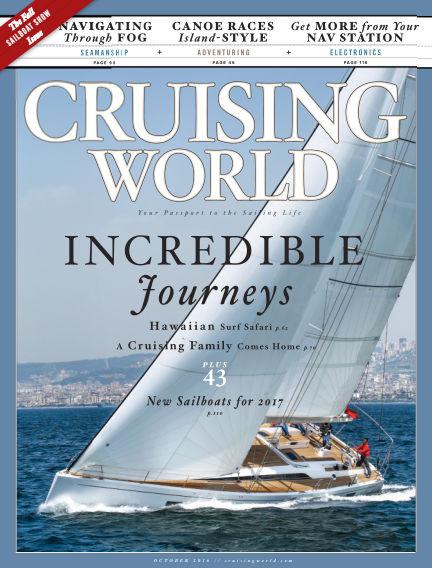 Cruising World September 10, 2016 00:00