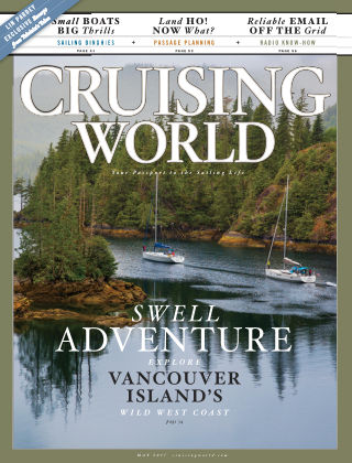 Cruising World May 2017