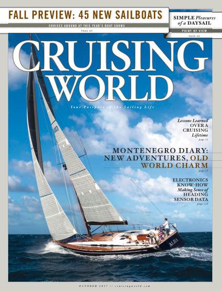 Cruising World September 16, 2017 00:00