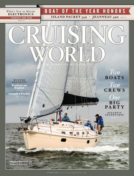 Cruising World December 17, 2018 00:00