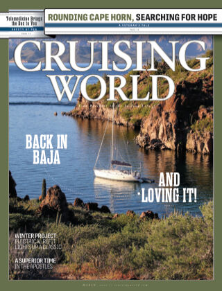 Cruising World March 2021