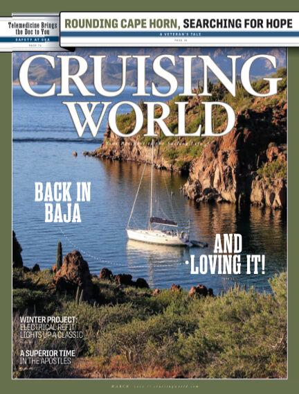 Cruising World February 22, 2021 00:00
