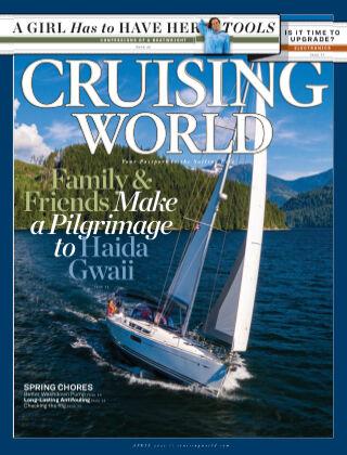 Cruising World April 2021
