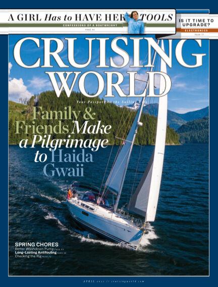 Cruising World March 22, 2021 00:00