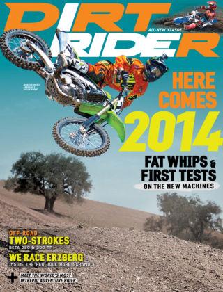 Dirt Rider October 2013