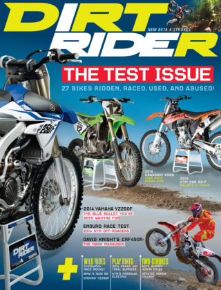 Dirt Rider November 2013