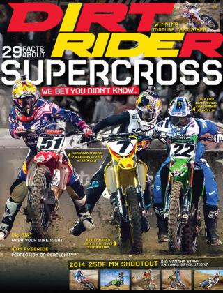 Dirt Rider April 2014