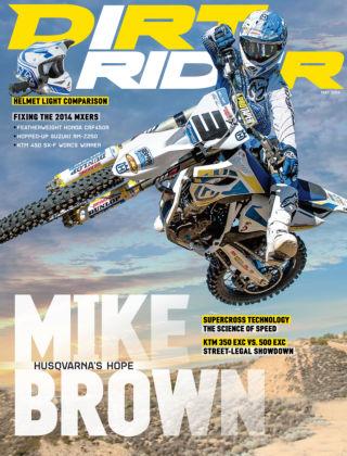 Dirt Rider May 2014