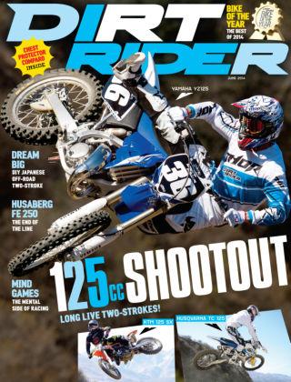 Dirt Rider June 2014
