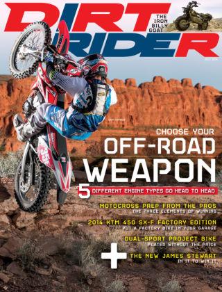 Dirt Rider July 2014