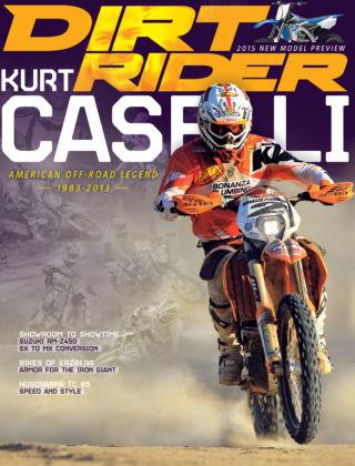 Dirt Rider September 2014