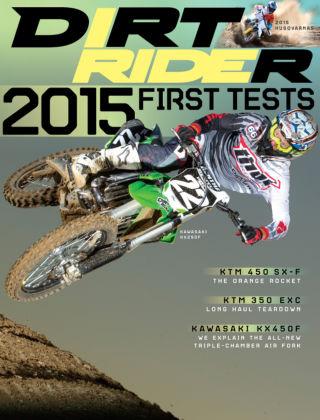 Dirt Rider October 2014