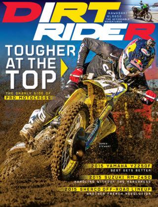 Dirt Rider November 2014