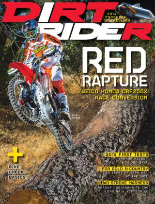Dirt Rider December 2014
