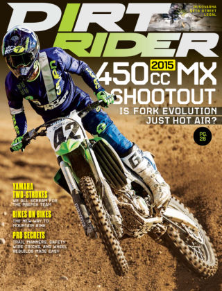 Dirt Rider March 2015