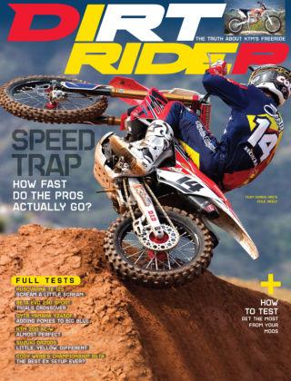 Dirt Rider May 2015