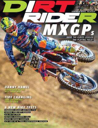 Dirt Rider August 2015
