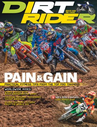 Dirt Rider September 2015