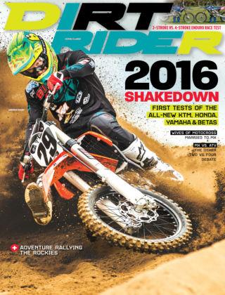 Dirt Rider October 2015