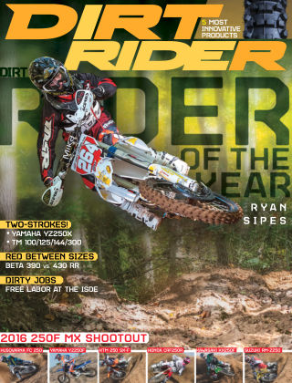 Dirt Rider Feb-Mar 2016