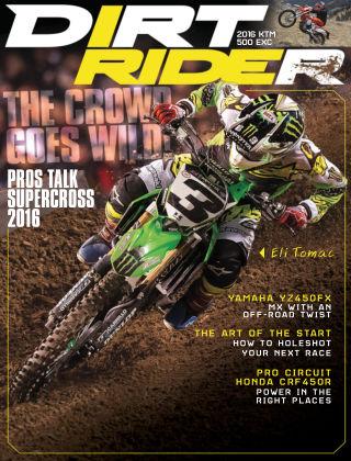 Dirt Rider Apr 2016