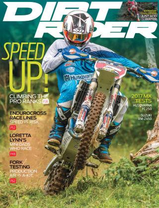 Dirt Rider Nov 2016
