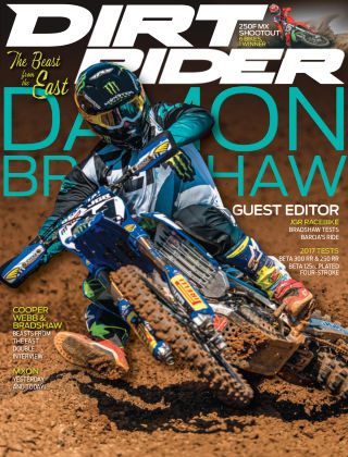 Dirt Rider Dec-Jan 2017