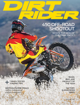 Dirt Rider Apr-May 2017