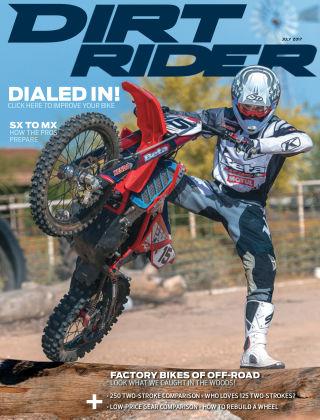 Dirt Rider Jul 2017