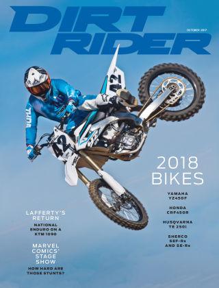Dirt Rider Oct 2017