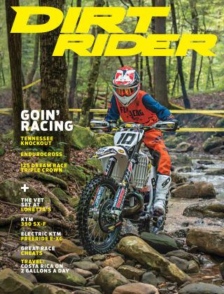 Dirt Rider Nov 2017