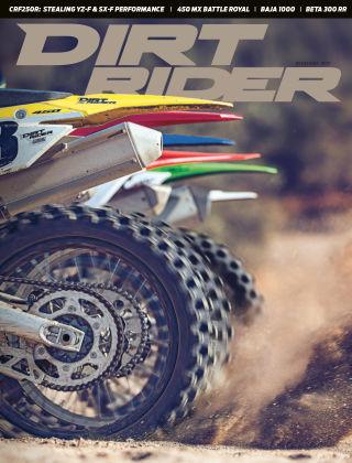 Dirt Rider Dec 2017