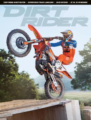 Dirt Rider Jan 2018