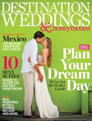 Destination Weddings & Honeymoons May / June 2013