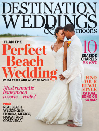 Destination Weddings & Honeymoons August 2013