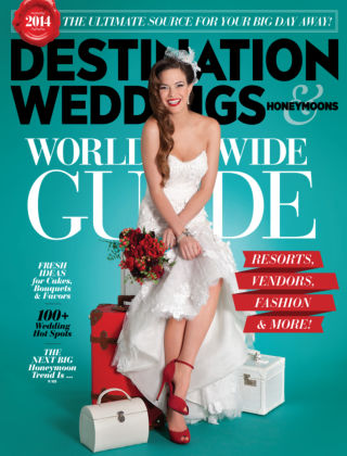 Destination Weddings & Honeymoons Worldwide Guide 2014