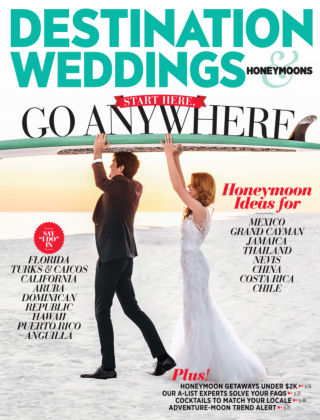 Destination Weddings & Honeymoons March / April 2014