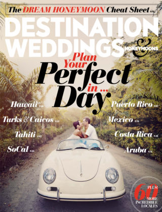 Destination Weddings & Honeymoons Sep / Oct 2014
