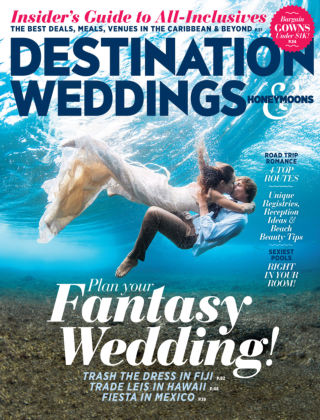 Destination Weddings & Honeymoons May / June 2015