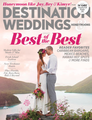Destination Weddings & Honeymoons Nov / Dec 2015