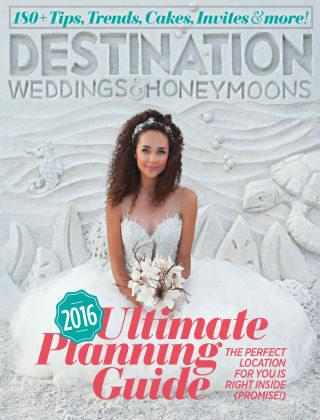 Destination Weddings & Honeymoons 2016 Ultimate