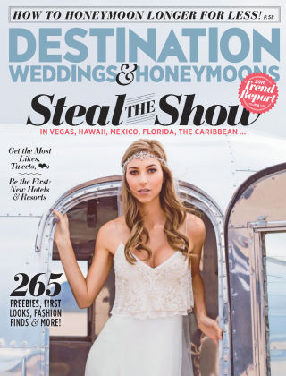 Destination Weddings & Honeymoons Mar-Apr 2016