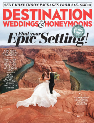 Destination Weddings & Honeymoons May-Jun 2016