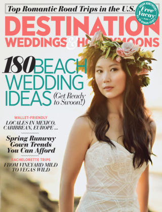 Destination Weddings & Honeymoons Sep-Oct 2016