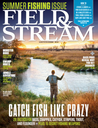 Field & Stream June 2013