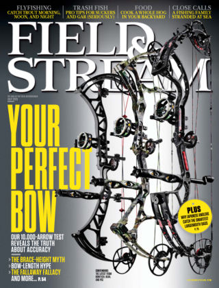 Field & Stream July 2013